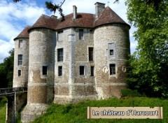 Voyages : Europe Le château d'Harcourt