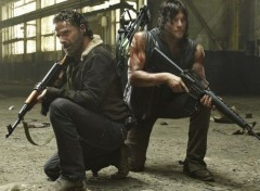 TV Soaps The Walking Dead
