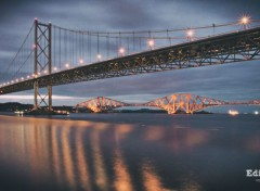 Voyages : Europe Pont du Forth