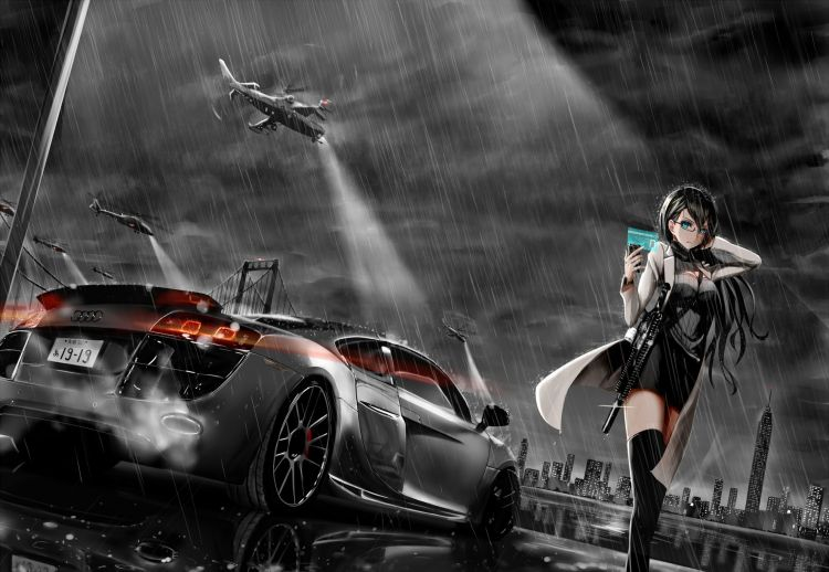 Wallpapers Manga Miscellaneous - Girls Wallpaper N°437198