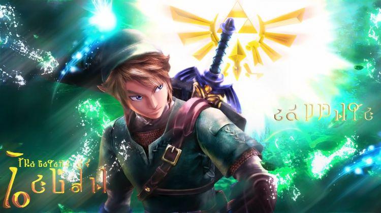Fonds d'écran Jeux Vidéo Zelda Link wallpaper
