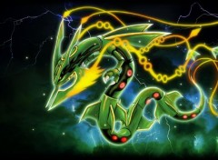 Video Games Mega Rayquaza