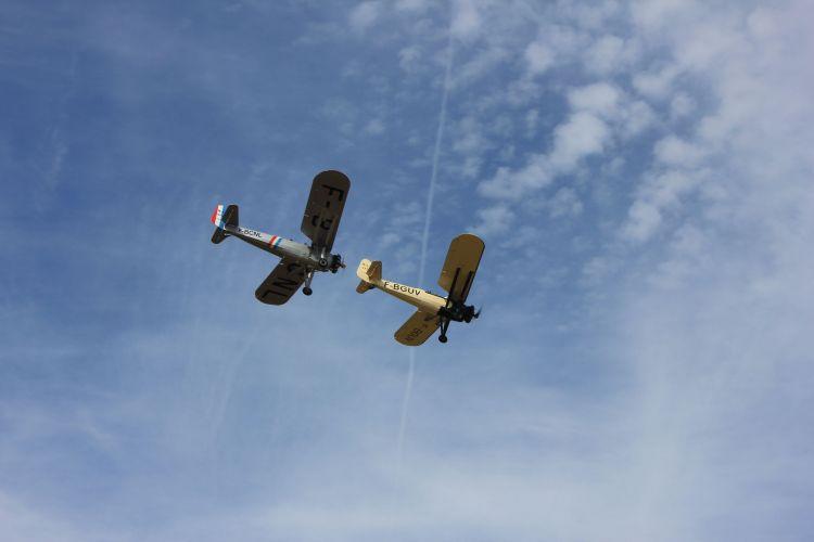 Wallpapers Planes Airshows Meeting St junien .87. Année 2016.