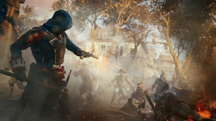 Wallpapers Video Games Wallpapers Assassin S Creed Unity