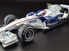 Voitures Sauber BMW F1.08 ( Robert KUBICA winner GP Canada 2008 )