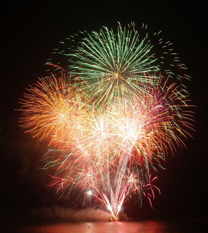 Wallpapers People - Events Fireworks Wallpaper N°440716