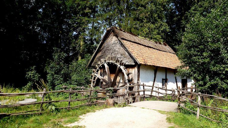 Wallpapers Trips : Europ Belgium Le vieux moulin à eau (province du Limbourg)