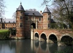 Voyages : Europe Le château de Groot-Bijgaarden (Grand-Bigard)