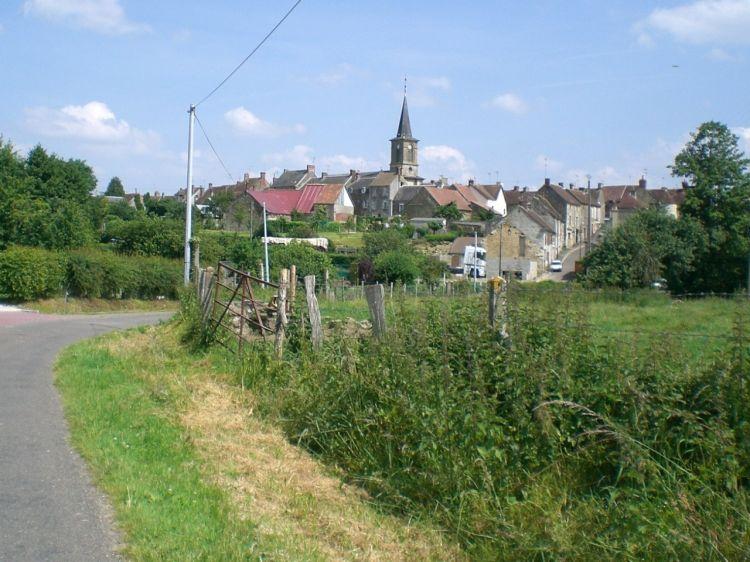 Fonds d'écran Constructions et architecture Villes - Villages LUCY-LE-BOIS (89)