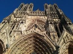 Constructions et architecture cathédrale de Reims