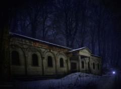 Digital Art De nuit garde.