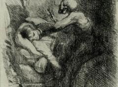 Art - Peinture Elle (Ponctuelle) - 1900-1901 - Albert Besnard