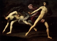 Art - Peinture Atalante et Hippomène - 1618-19 - Guido Reni