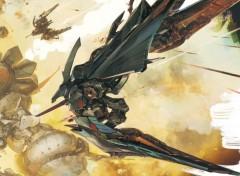 Jeux Vidéo Ikaruga - Steam Trading Card - Ginkei (Black)