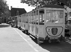 Various transports petit train