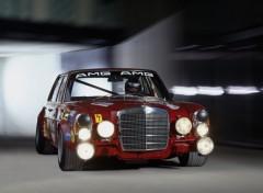 Cars Mercedes 300 SEL 6.8 AMG