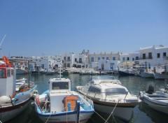 Constructions et architecture Île de Paros, Grèce
