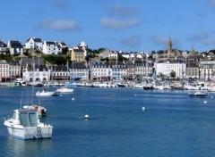 Voyages : Europe Audierne (Finistère sud)
