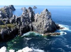 Voyages : Europe La pointe de Pen-Hir (Finistère sud)