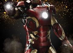 Movies Iron Man Explosion