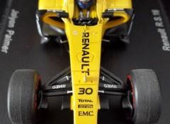 Voitures F1 RENAULT  RS.16 ( 2016 - pilote Jolyon PALMER )