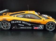 Cars MC LAREN F1 GTR - 24 Heures du Mans 1996