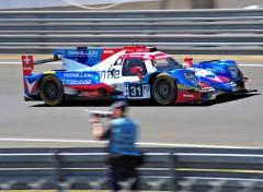 Voitures Vaillante - Rebellion LMP2 n°31 ( 24 Heures du Mans 2017)