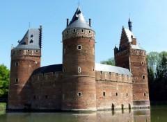 Voyages : Europe Le château médiéval de Beersel