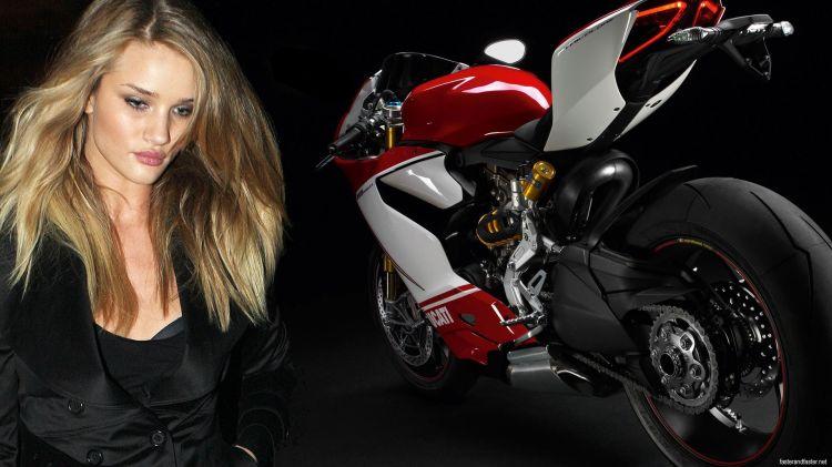 Fonds d'écran Motos Filles et motos Wallpaper N°454379