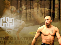 Sports - Loisirs GSP - Georges St-Pierre
