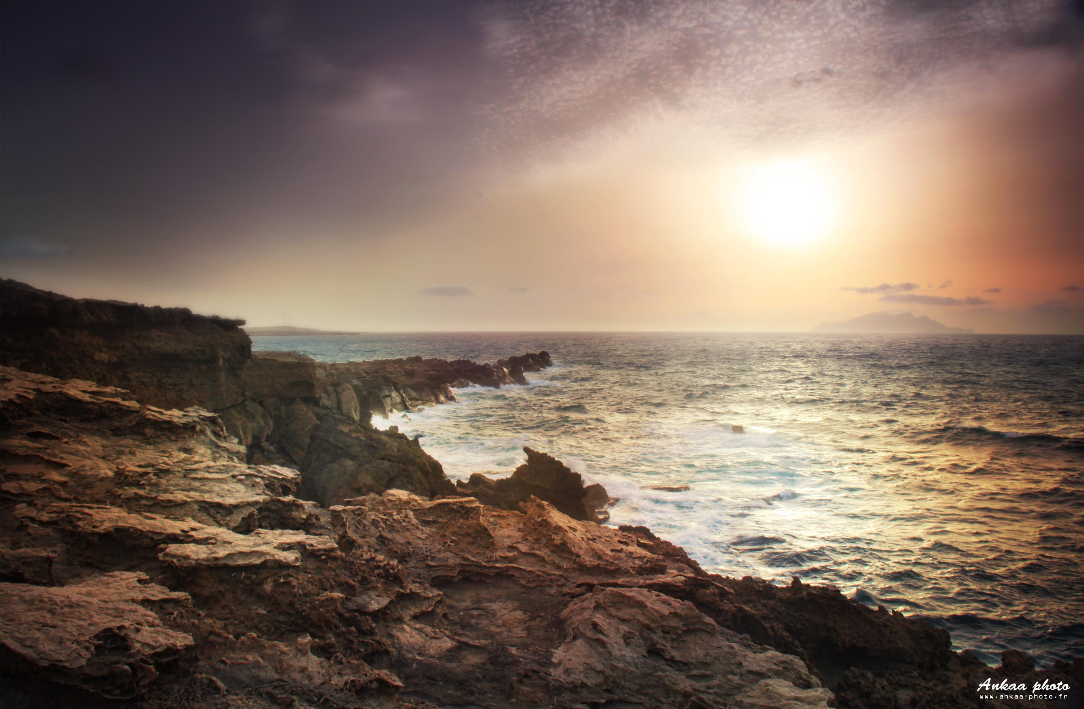 Wallpapers Nature Sunsets and sunrises Nouveaux horizons
