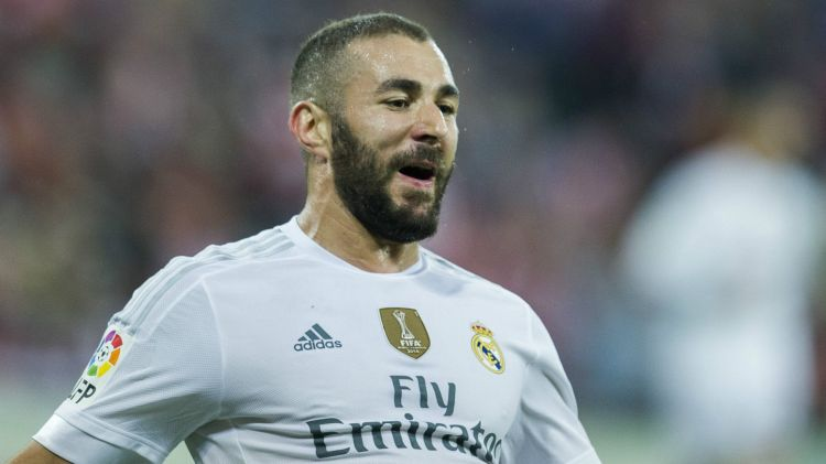 Fonds d'écran Sports - Loisirs Karim Benzema Karim Benzema