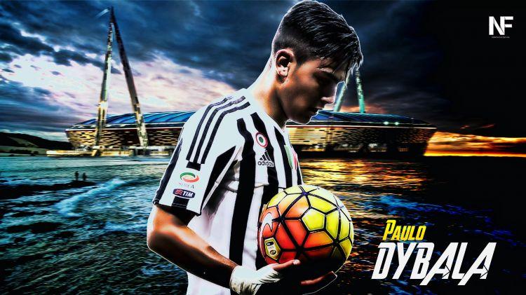 Fonds d'écran Sports - Loisirs Paulo Dybala Paulo Dybala