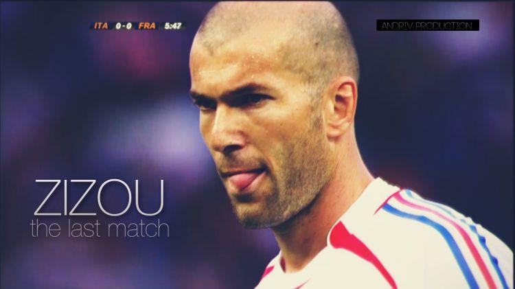 Fonds d'écran Célébrités Homme Zinedine Zidane Wallpaper N°455474