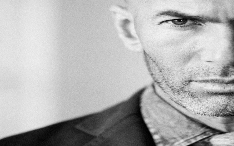 Fonds d'écran Célébrités Homme Zinedine Zidane Wallpaper N°455476