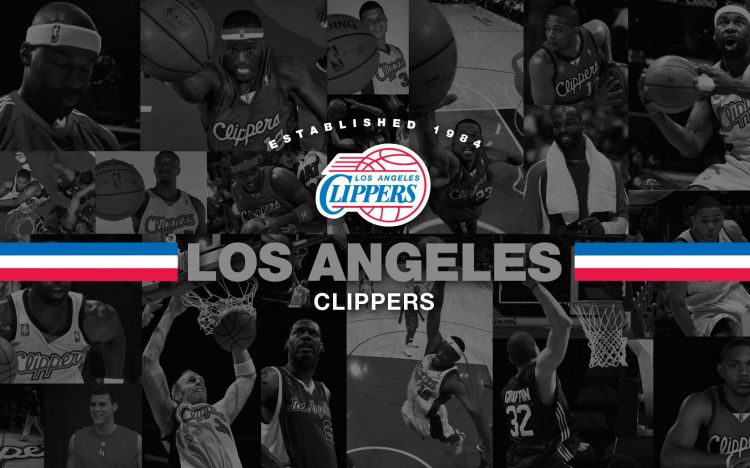 Fonds d'écran Sports - Loisirs Clippers Los Angeles Wallpaper N°456139