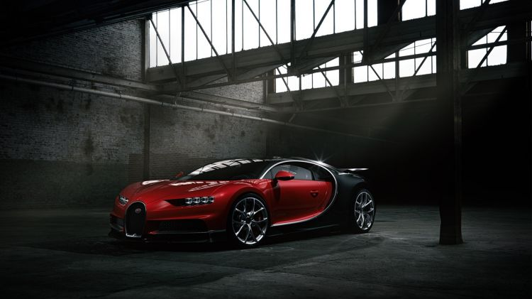 Wallpapers Cars Bugatti Wallpaper N°457207