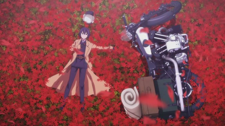 Wallpapers Manga Kino no Tabi Kino's Journey : the Beautiful World