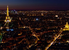 Voyages : Europe Paris by night 2