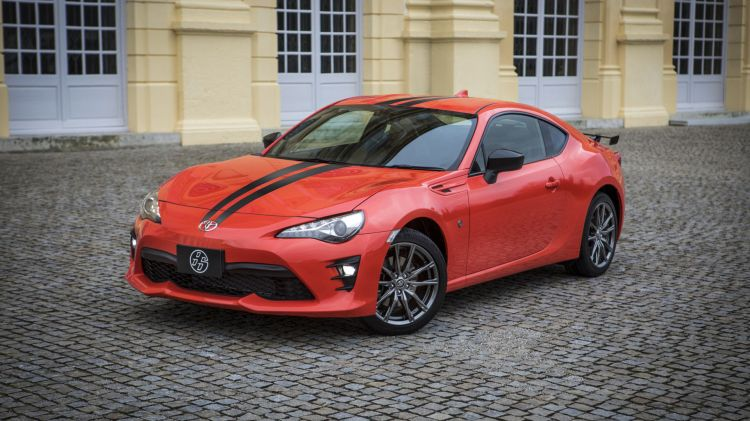 Wallpapers Cars Toyota Wallpaper N°458505