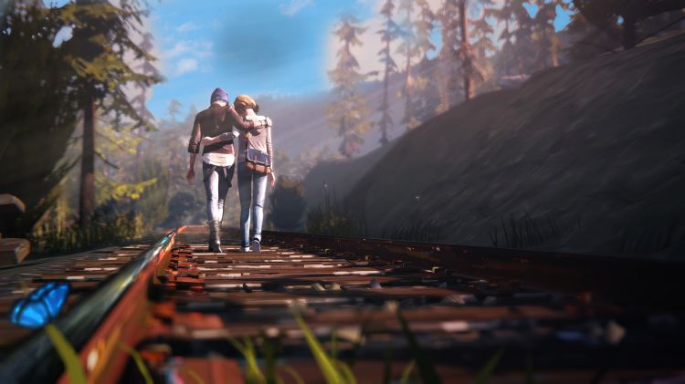 Wallpapers Video Games Life Is Strange Wallpaper N°458524