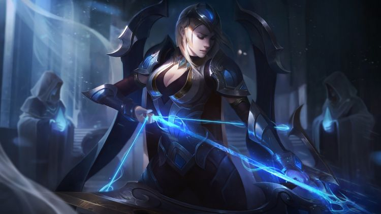 Wallpapers Video Games League of Legends - Clash of Fates Wallpaper N°458525
