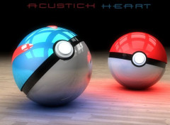 Video Games pokeballs