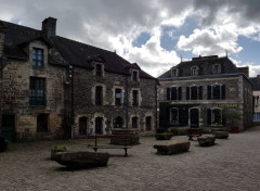Constructions and architecture Rochefort-En-Terre