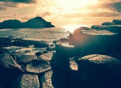 Voyages : Europe La chaussée des géants - un endroit magique