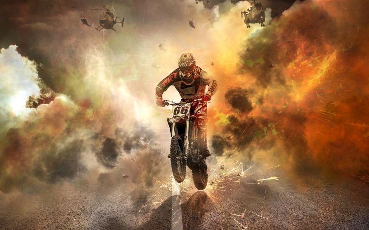Fonds D Ecran Motos Fonds D Ecran Motocross Wallpaper N 460929 Par Le Disparu Hebus Com