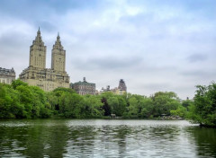 Trips : North America Central park