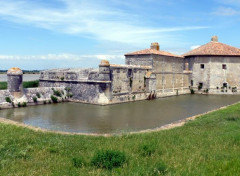 Voyages : Europe Fort Lupin (Charente-Maritime)