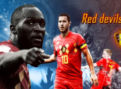 Sports - Loisirs Red devils Belgium