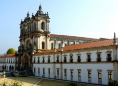 Trips : Europ Le monastère d'Alcobaca